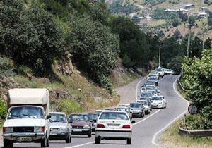 جاده ترافیک + عبارت