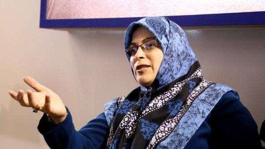 آذر منصوری دبیرشورای عالی سیاست گذاری + عبارت