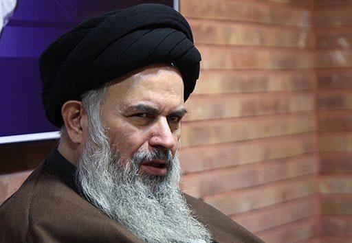 آیتا... سیدمحمد موسوی بجنوردی+عبارت