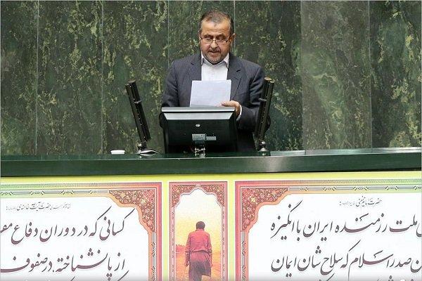 شمس الله شریعت نژاد نماینده مردم شهرستانهای تنکابن + عبارت