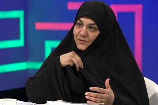 زهرا آیت الهی رئیس شورای فرهنگی اجتماعی زنان + عبارت