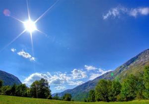 پیش بینی وضع آب و هوای مازندران هواشناسی آفتابی + عبارت
