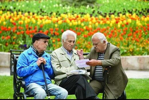 پیری بازنشستگی کهولت سن + عبارت
