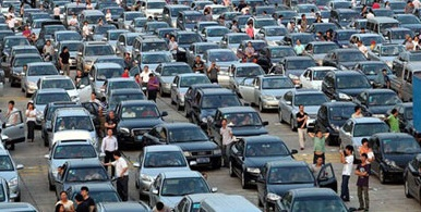 اعتراض مردم به گرانی بنزین + عبارت