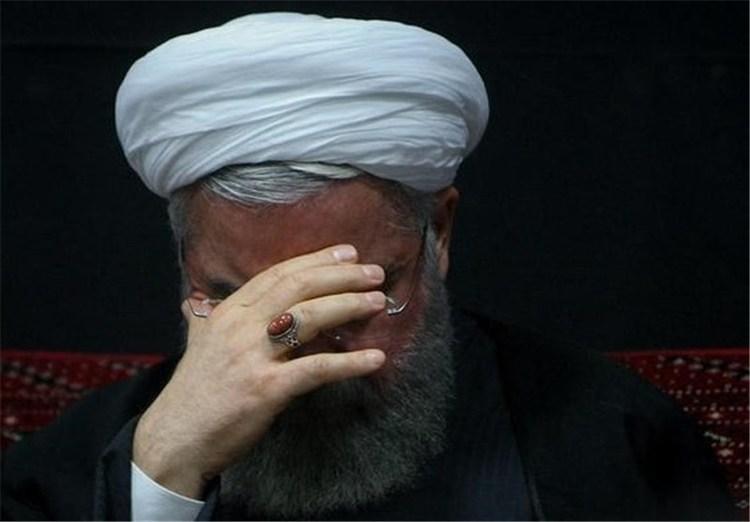 حجت الاسلام و المسلمین حسن روحانی + عبارت