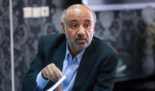 احمد میدری معاون وزیر تعاون، کار و رفاه اجتماعی + عبارت