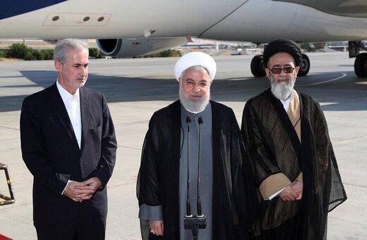 حجت الاسلام والمسلمین حسن روحانی + عبارت