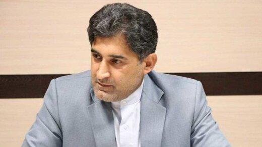 شهاب نادری، عضو فراکسیون ولایی مجلس + عبارت