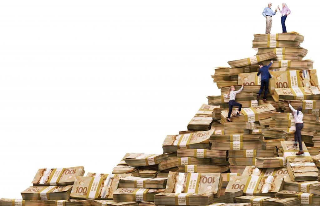 رتبه بندی ثروتمندان جهان + عبارت