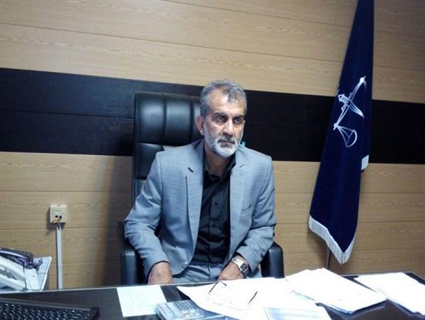 ملکی مدیرکل تعزیرات حکومتی مازندران+عبارت
