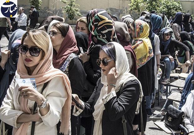 زنان انتخابات+عبارت