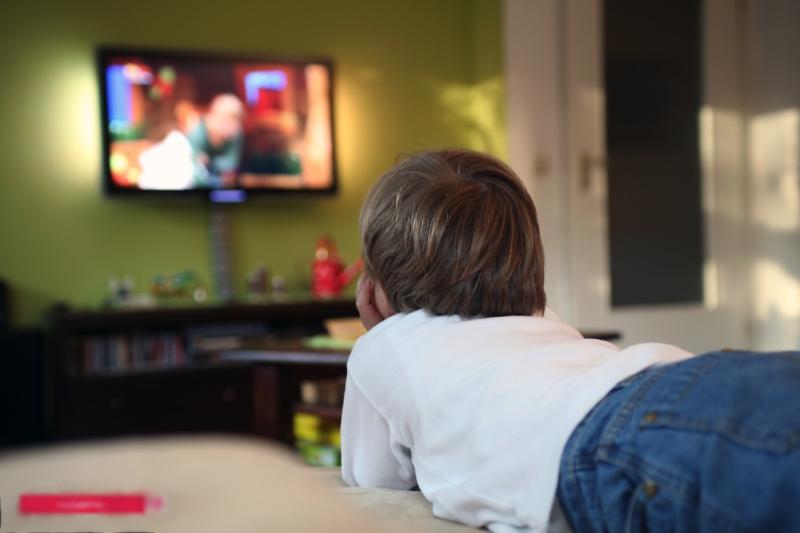 تلویزیون دیدن+عبارت