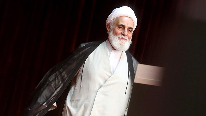 حجتالاسلام و المسلمین علی اکبر ناطق نوری +عبارت