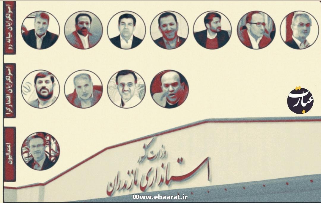 نمایندگان مازندران در مجلس یازدهم + عبارت