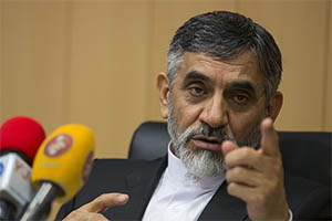 مؤیدی رئیس ستاد مرکزی مبارزه با قاچاق کالا و ارز+عبارت