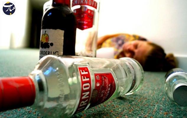مشروبات الکلی  + عبارت