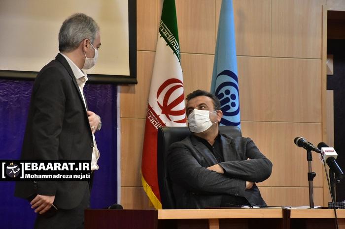 نشست خبری حسین زادگان استاندار مازندران +عبارت
