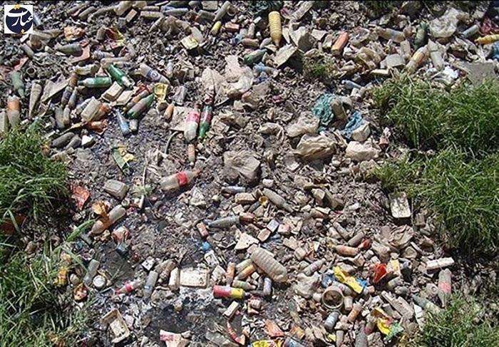 آلودگی خاک+عبارت
