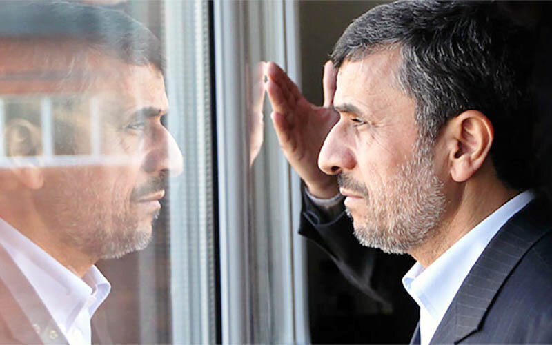احمدی نژاد+عبارت