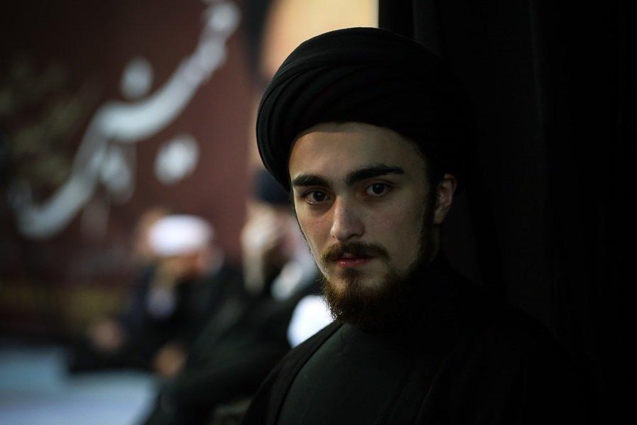احمد خمینی+عبارت