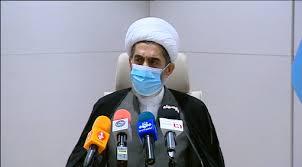 حجت الاسلام و المسلمین صادقی رئیس مرکز توسعه حل اختلاف+عبارت