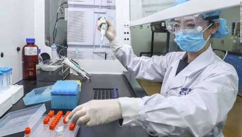 دانشمندان + واکسن کرونا + عبارت