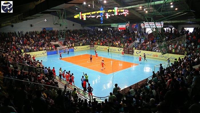 استادیوم سید رسول حسینی + عیارت