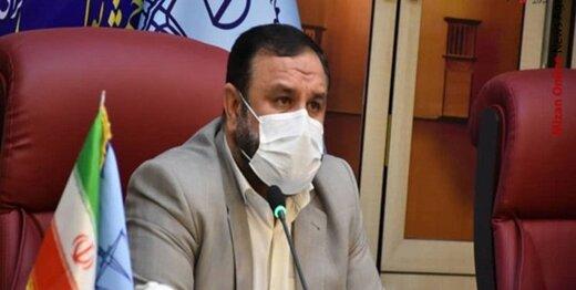 علی صالحی رئیس کل دادگستری استان هرمزگان+عبارت
