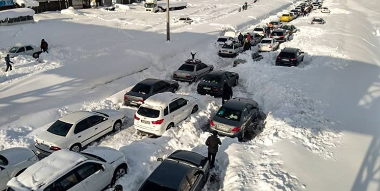 برف+عبارت