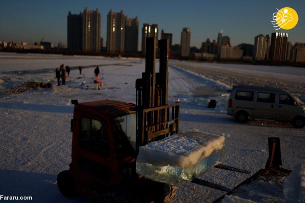 شهریخی در چین+عبارت