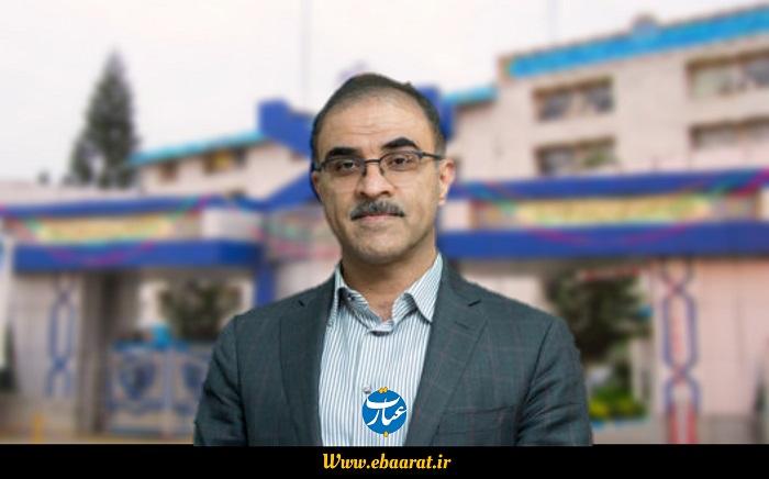 سید عباس موسوی+عبارت