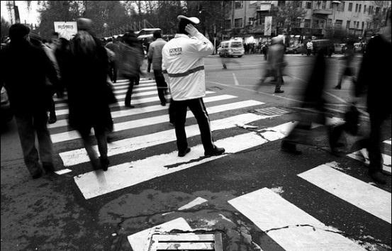 عابران پیاده+عبارت