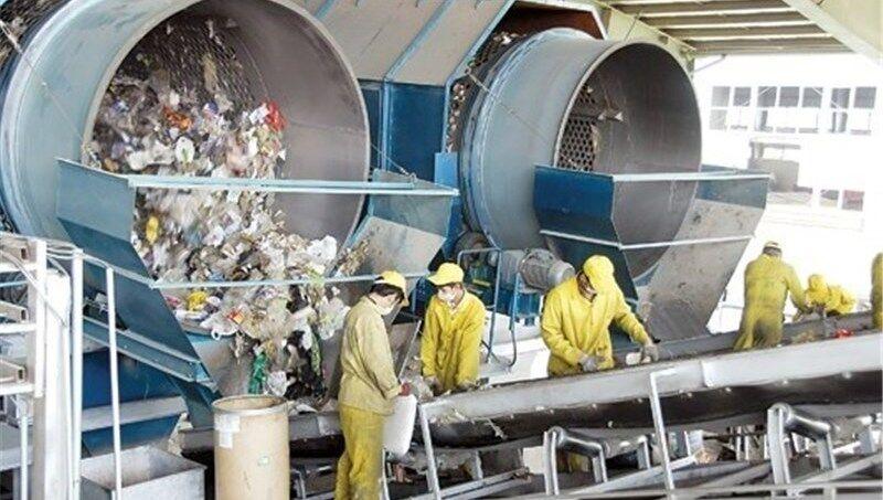 کارخانه کمپوست+زباله+پسماند+عبارت