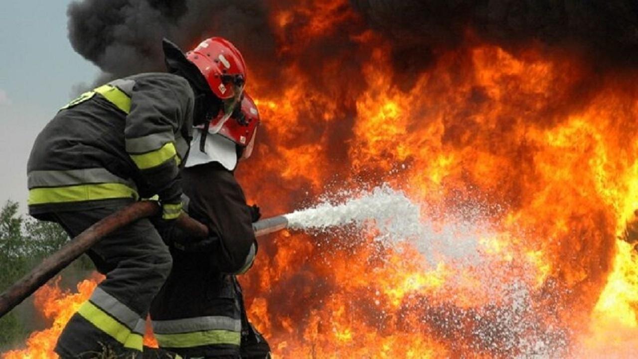 آتش سوزی+عبارت