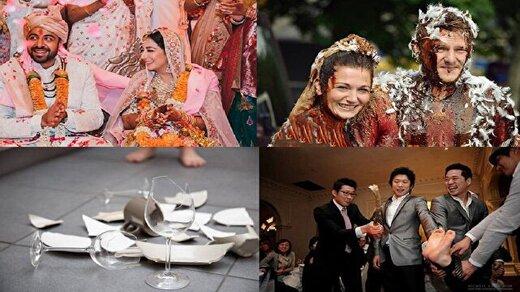 آداب و رسوم ازدواج+عبارت