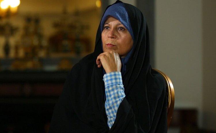 فائزه هاشمی+عبارت