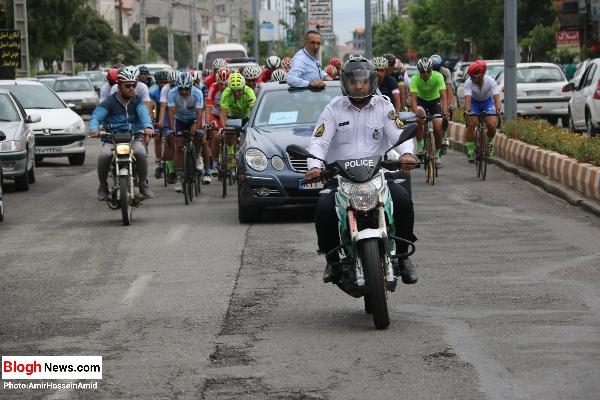 دوچرخه سواری در رامسر+عبارت