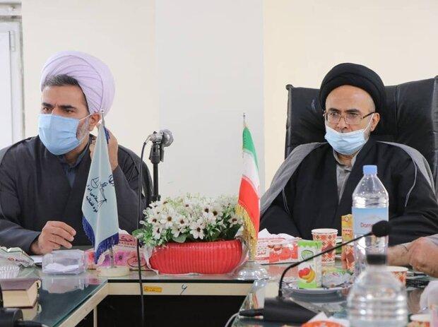 حجت الاسلام اسماعیل ملاکریمی+عبارت