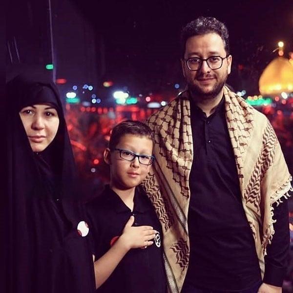 بشیر حسینی+عبارت