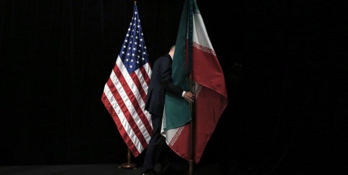 ایران و آمریکا+عبارت