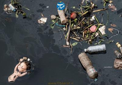 آب های آلوده+عبارت