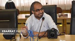 نشست خبری مدیرکل و معاونین آموزش و پرورش مازندران