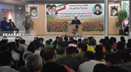 بازدید رییس کل دادگستری استان مازندران از زندان ساری+ عبارت