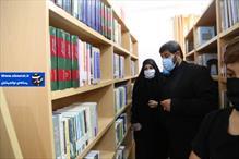 افتتاح سی و چهارمین کتابخانه روستایی مازندران در بابل+عبارت