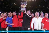 قهرمانی کشتی آزاد ایران - سایت عبارت