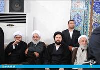 سخنرانی سیدعلی خمینی در قائمشهر-سایت عبارت