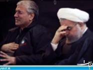 علی ربیعی و حسن روحانی - سایت عبارت