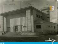 ساختمان قدیمی بانک ملی ساری - سایت عبارت