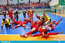 تیم ملی فوتسال ایران در جام جهانی برزیل