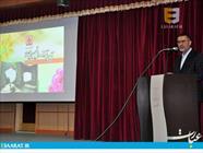 حجت الله ایوبی در دانشگاه مازندران